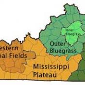 Regions of Kentucky
