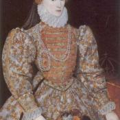 Painting of Queen Elizabeth I