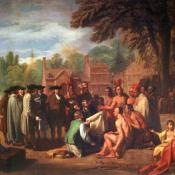 Treaty of William Penn with Indians