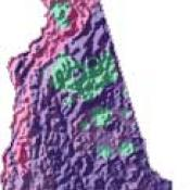 New Hampshire geology and topography