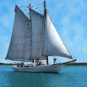 Tall ship A.J. Meerwald