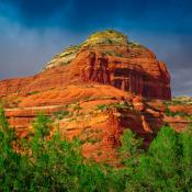 Landscape in Sedona, Arizona
