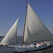 Authentic Chesapeake Bay Skipjack