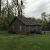 Cabin in Page County, Virginia; Shenandoah National Park (Skyline Drive)