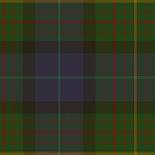 Image of the California State Tartan