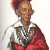 Sauk Chief Black Hawk