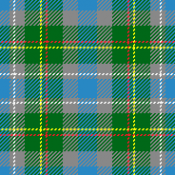 Image of Connecticut State Tartan