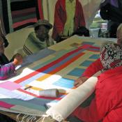 Gee's Bend quilters