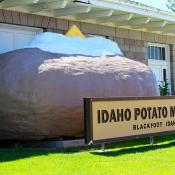 Photo of Idaho Potato Museum by Saya Muncil on Flickr