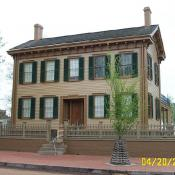 Lincoln Home in Springfield IL
