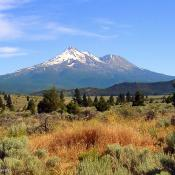 Mount Shasta, California: A National Natural Landmark