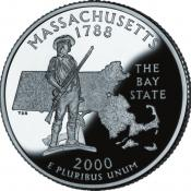 Massachusetts quarter