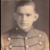 Millersburg Military Institute graduate; 1911 senior picture
