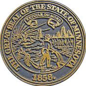 State seal of Minnesota