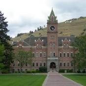 Campus of University of Montana-Missoula