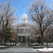 Nevada Capitol in Carson City