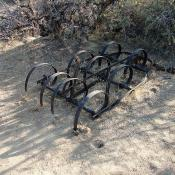 Nevada pioneer farm Implement