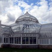 The Victoria Room of Phipps Conservatory
