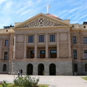 Arizona State Capitol in Phoenix