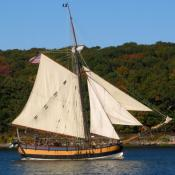 Sailing vessel Providence