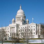 Rhode Island State Capitol in Providence