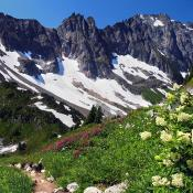 Sahale Arm, North Cascades National Park, Washington