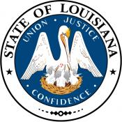 Seal of Louisiana