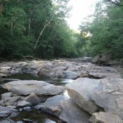 Sope Creek; Chattahoochee River National Recreation Area