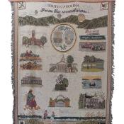 South Carolina state tapestry: From the Mountains to the Sea
