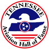 Tennessee Aviation Hall of Fame logo