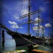 Tall ship Elissa