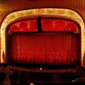 Tennessee Theatre stage