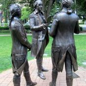 New Jersey statues