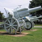 Virginia War Museum: artillery