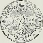 Seal of the Washington Territory