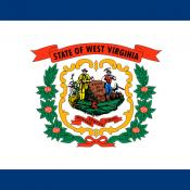 State flag of West Virginia