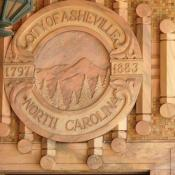 Seal of the City of Asheville