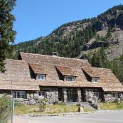 Crater Lake Superintendent's residence: a national historic landmark