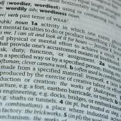 "English definition of ""work"""