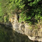 Apple River Canyon State Park, Illinois