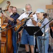 Bluegrass Music Performers