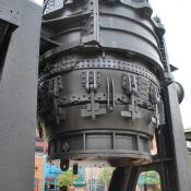 Clinton Furnace in Pittsburgh