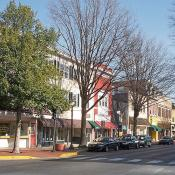Downtown Dover, Delaware