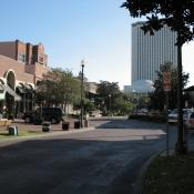 Downtown Tallahassee, Florida