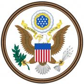Great Seal of United States (obverse): E Pluribus Unum