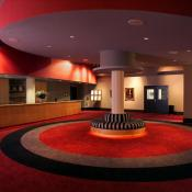 Greenbrier Valley Theatre lobby