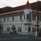 Historic Wendler Building, Anchorage, Alaska