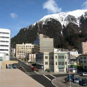 Downtown Juneau, Alaska