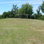 Ceremonial Mound, Wickliffe Mounds State Historic Site, Kentucky
