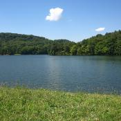 Lake at Raccoon Creek State Park
